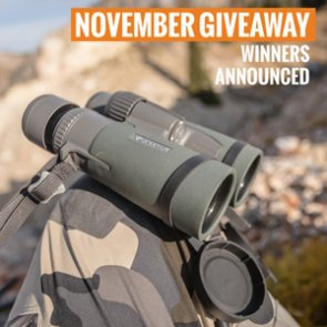 4 people just won a Vortex Razor HD binocular setup