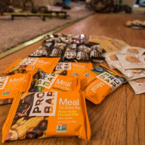 Nutrition for hunters