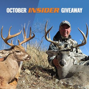 October INSIDER giveaway: Win a fully guided Coues deer hunt