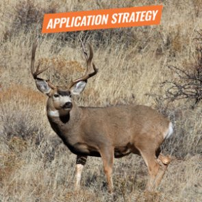 APPLICATION STRATEGY 2018: Oregon Deer