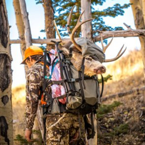 Load it Up: Extending your hunt in the backcountry and utilizing your meat shelf