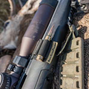 Benefits of a two-round ammo holder on your hunting rifle