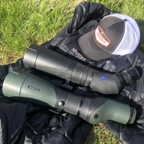Swarovski STX and Zeiss Harpia spotting scopes: how do they compare?