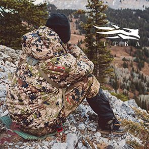 Sitka just added to the goHUNT Gear Shop!