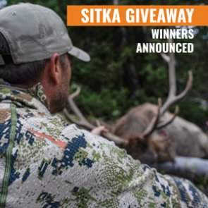 Sitka Mountain Pant and Jacket winners announced!