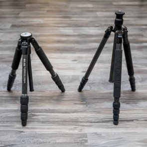Gear Review: Comparing the SLIK Pro 624 CF & Sirui T-024X tripods