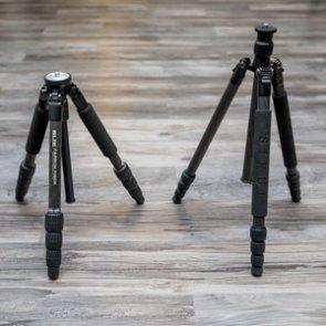 Gear Review: Comparing the SLIK Pro 624 CF & Sirui T-024X tripods