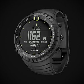 Suunto watch winners announced