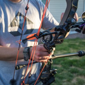 The well-tuned hunting bow