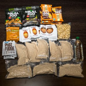 The stoveless backcountry hunting food list