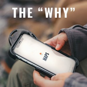 """THE """"WHY"""""""