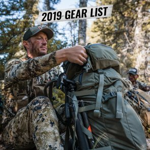 "Trail Kreitzer's 2019 ""Year of the elk"" archery hunting gear list"