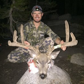 Doubling up on California blacktail bucks