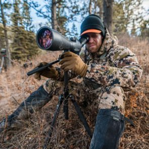 Tripod tips for long distance glassing: Part 2
