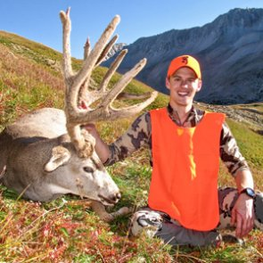 Mule deer redemption in the high country