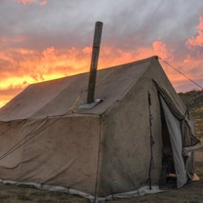 Frontcountry camp options for the western hunter