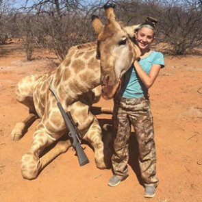 Young female hunter target of anti-hunting social media attack