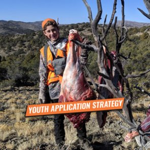 YOUTH APPLICATION STRATEGY — Take Your Kids Hunting Part 2
