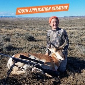 2019 Nevada, New Mexico, Oregon, Utah & Wyoming youth hunting information