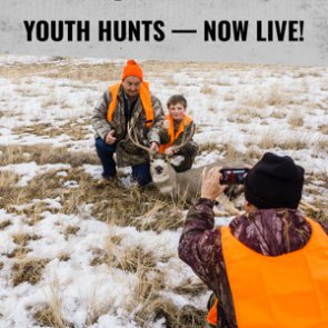 Youth Hunting Information Now Live On INSIDER!