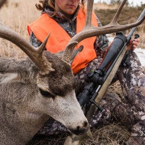 Why you should arrive early for rifle season