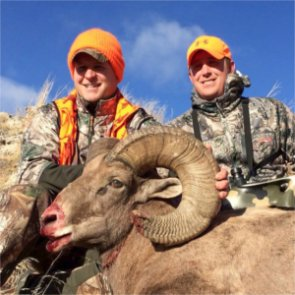 Nebraska hunter harvests trophy bighorn
