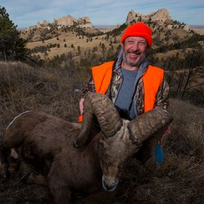 Record bighorn confirmed in Nebraska