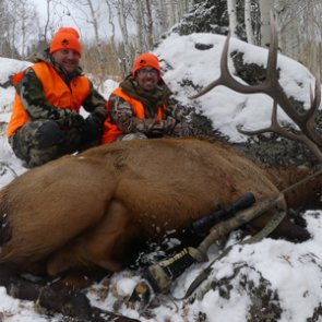 An unforgettable OTC Colorado bull elk hunt