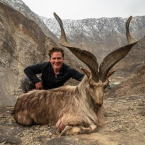 Texas hunter grabs national attention with rare Pakistan mountain goat