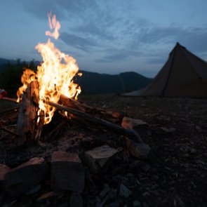 Three factors to consider when choosing the right camp spot