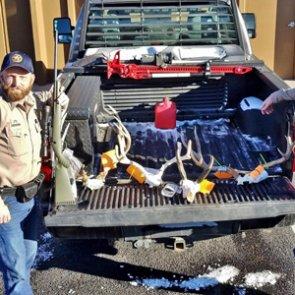 Florida men plead guilty to poaching Colorado antelope and deer