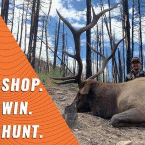 Dream Hunt Giveaway: Utah Limited Entry Elk Hunt!