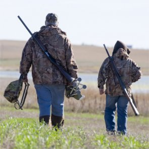 No age limit for hunting?