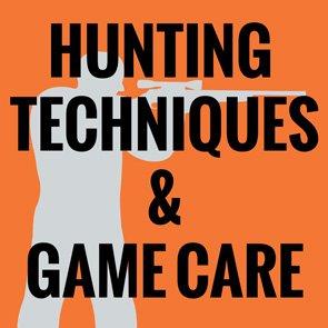 Proper Game Care