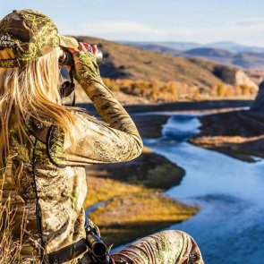 More women are giving hunting a shot
