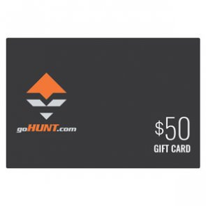 Join INSIDER: Get $50 goHUNT Gear Shop Gift Card
