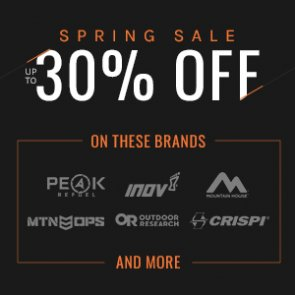 Spring Sale Is Live! — GET UP TO 30% OFF