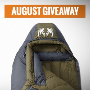 August INSIDER giveaway: 10 KUIU Sleeping Bags