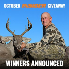 Coues deer hunt winners announced