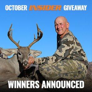 Coues deer hunt winners announced