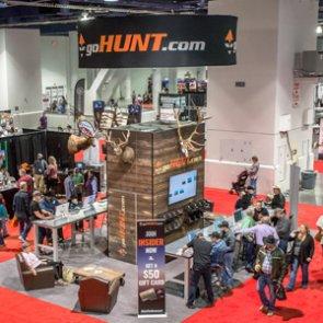 2016 goHUNT trade show schedule