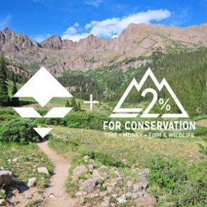 goHUNT gives back 2% for Conservation