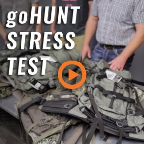 Backpack Teardown — The goHUNT Stress Test