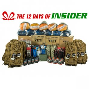 Our biggest giveaway of the year — The 12 Days of INSIDER