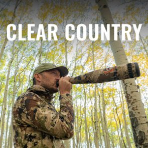 CLEAR COUNTRY - A Colorado Over-The-Counter Elk Hunt