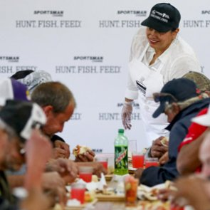 Hunt.Fish.Feed program provides venison dinner for 500 Utah homeless