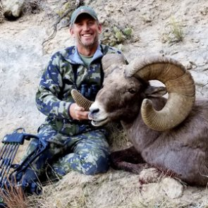 Hunter harvests record bighorn sheep