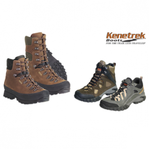 INSIDER giveaway: 10 pairs of Kenetrek boots