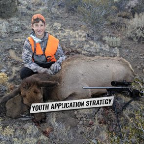 YOUTH APPLICATION STRATEGY — Take Your Kids Hunting Part 1