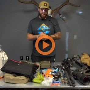 Lorenzo's 2018 Idaho Backcountry Gear List